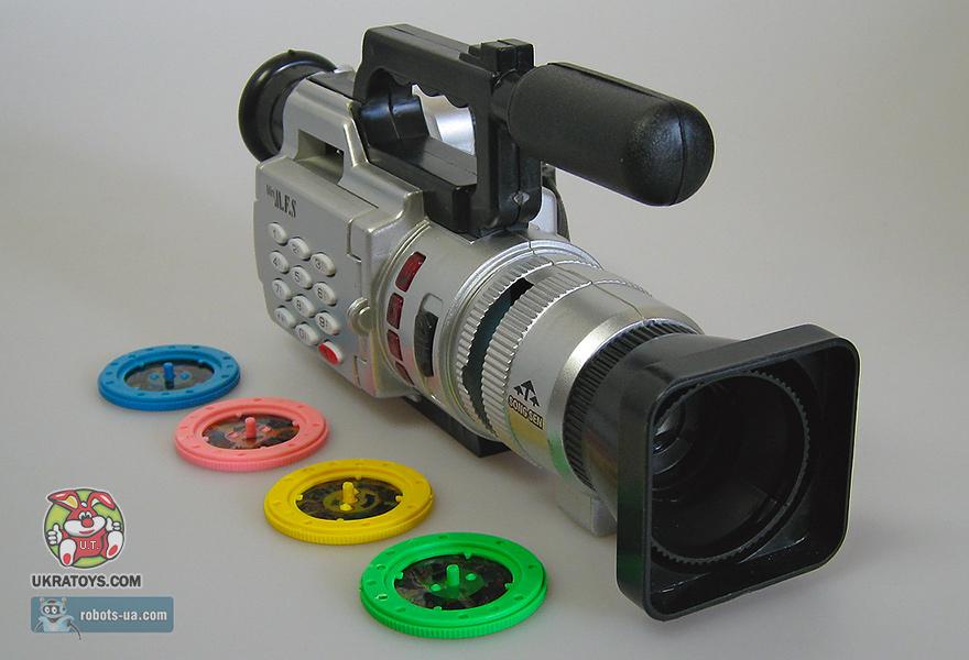 Проектор из видеокамеры