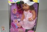 Кукла с набором парикмахера RT05047 - Код-1022