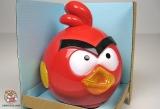 Игрушка музыкальная ездящая Angry Birds (красный) N1199
