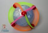 Прыгающий мячик (свет + музыка) - Ball Flash Music 9398 - Код-435