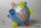 Прыгающий мячик (свет + музыка) - Gleams Ball 9384 (3377 ) - Код-436
