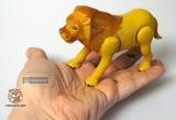 Микро-Лев интерактивный с пультом ДУ - JIA YU Animal World 82386 - Код-456