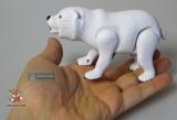 Микро-Медведь интерактивный с пультом ДУ - JIA YU Animal World 83386 - Код-457