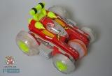 """Машинка трюковая трансформер с пультом ДУ - Song Yang Toys """"Blazing Dancing"""" SY3803-12A - Код-486"""