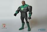 Фигурка Супергерой черный большой - Justice League Unlimited 8532 - Код-502