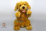 Собачка интерактивная большая - Animal Planet Golden Labrador (Золотой Лабрадор) AP86400/86423 (43 см) - Код-518