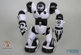Робот маленький на батарейках - WowWee Mini Robosapien W8085 (ходит, светятся глаза) - Код-523