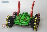 Машинка Монстр трюковая с пультом ДУ - SDL 2011A-1 Monster Car - Код-588