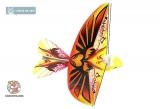 Птица летающая с пультом ДУ красная - E-Bird Phoenix 98090 (49137) - Код-602