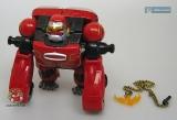 Трансформер PA Обезьяна - Bandai PowerAnimal PA-11 95083 (комбинируется с другими из этой серии) - Код-616