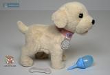Собачка интерактивная пьющая и писающая - Zapf Интерактивная собачка Baby Born Золотистый Ретривер 817810 - Код-715