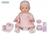 Пупс интерактивный Zapf Baby Annabell Нежная Малышка 42см 790618 - Код-719