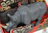 Фигурка игровая животное Носорог 9010-2 - Код-883