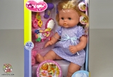 Кукла с набором парикмахера N003-B - Код-933