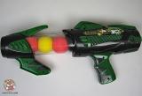 Ружье помповое игрушечное 009-2 (стреляет мохнатыми шариками) - Код-983