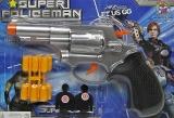 Пистолет игрушечный 9981 (стреляет пластиковыми пульками) - Код-984