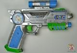Пистолет игрушечный XZ006 (звуки, на батарейках) - Код-988